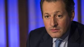 Julius Bär-Chef Boris Collardi: Eine Einigung im US-Steuerstreit dürfte seine Bank 350 Millionen Dollar kosten (Archiv)