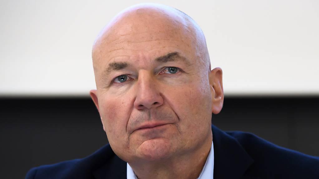 Die National League AG, im Bild CEO Denis Vaucher, fällte wichtige Entscheide.