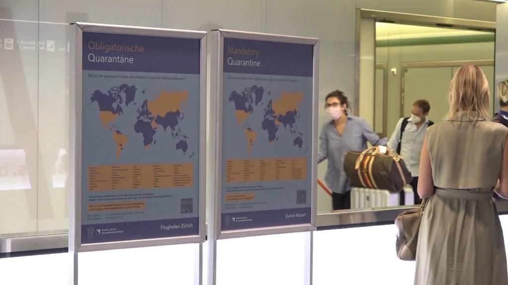 Reisebranche fürchtet sich vor den neuen Einreisebestimmungen