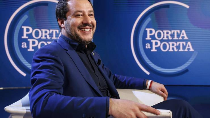 Dürfte seine Immunität wohl behalten: Italiens Innenminister Matteo Salvini. (Archivbild)