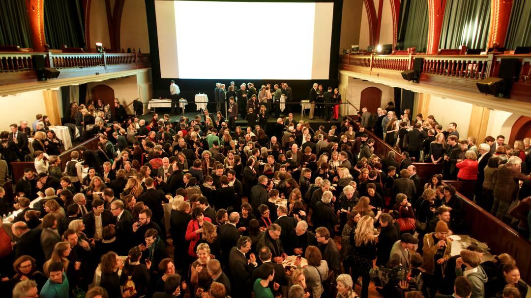 Eröffnung der 50. Solothurner Filmtage