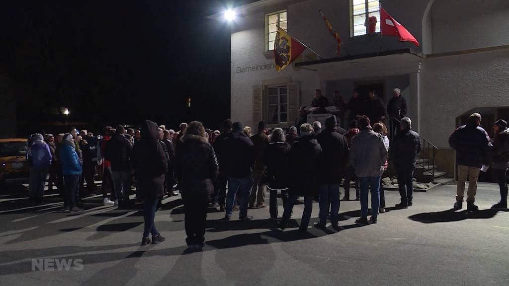 """""""Wir lassen den Kopf nicht hängen!"""": Wileroltigen feiert trotz Niederlage"""