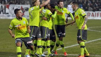 Cup-Knaller: Der FC Aarau spielt auf dem Brügglifeld gegen GC