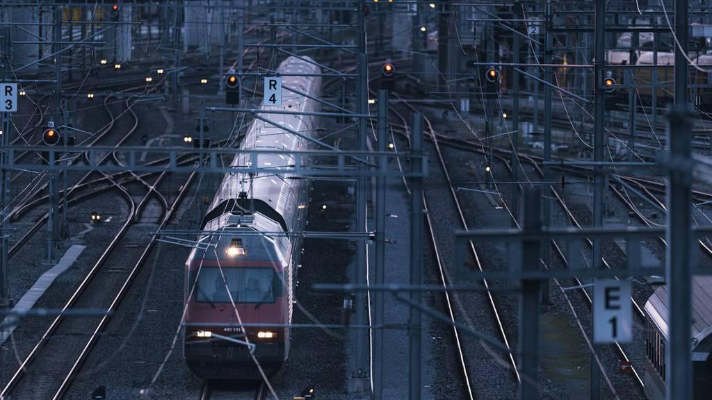 Die SBB haben mehrere hundert Passagiere aus den Zügen geschmissen.