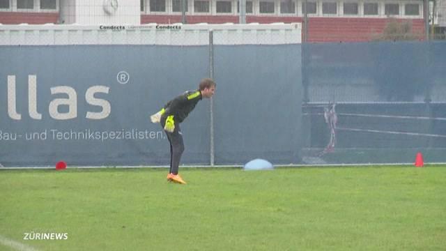 FCZ degradiert Goalie David da Costa
