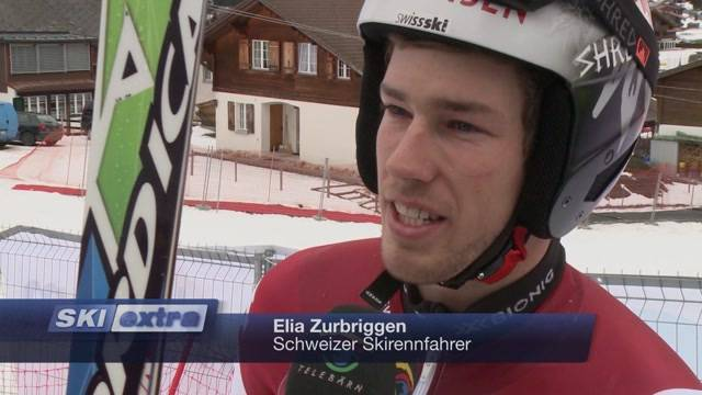 SKI extra: Weltcup in Adelboden - Warm-up