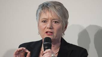 Jacqueline Fehr: Zürcher Regierungsrätin und Justizdirektorin. (Archiv)