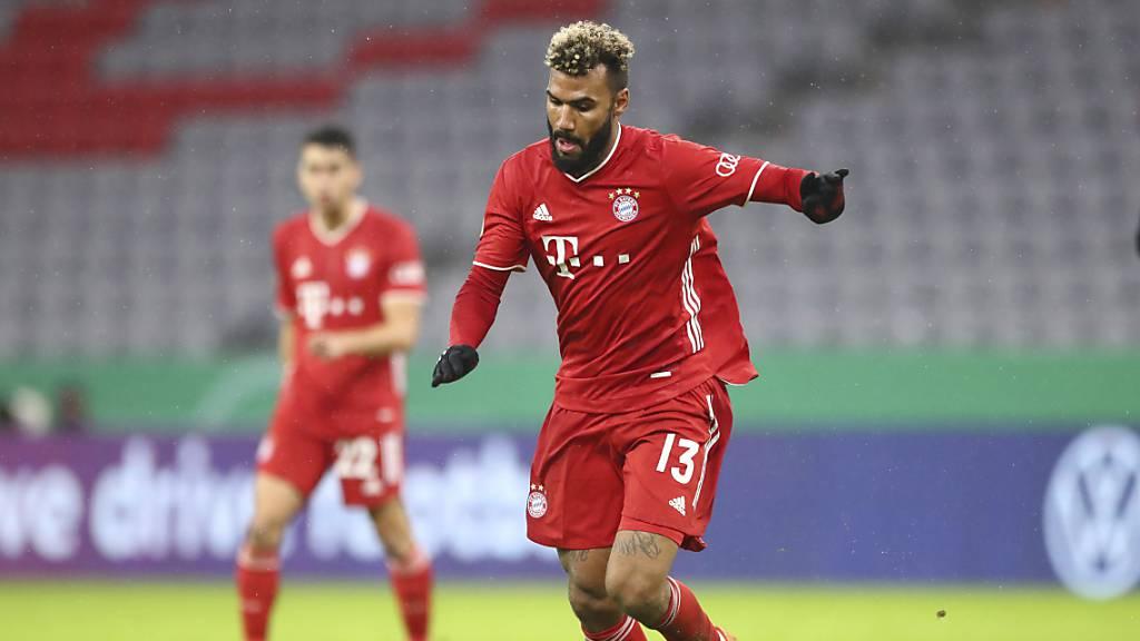 Bayern siegt im Cup dank Neuzuzug Choupo-Moting