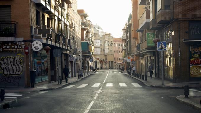 In Teilen von Madrid wurde ein Lockdown verordnet, um die Ausbreitung des Coronavirus zu bekämpfen.