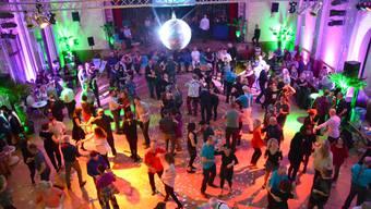 """Der erste Event von """"Fricktal tanzt"""" im Januar 2019."""