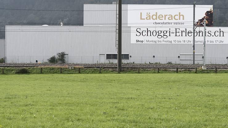 Generationenwechsel: Johannes Läderach übernimmt die Führung des Glarner Traditionsunternehmens Läderach. (Archivbild)