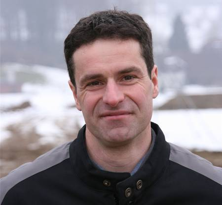 Max Hauri,Gemeindeammann Staffelbach
