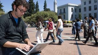 In Kalifornien können illegale Einwanderer künftig mit Hilfe für ein Universitätsstudium rechnen (Symbolbild)