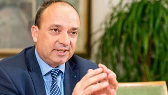 Markus Dieth – bald Aargauer Regierungsrat?