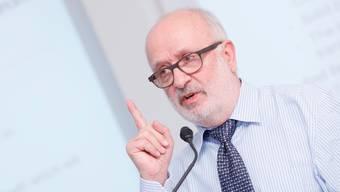 Rolf Soiron, Verwaltungsratspräsident von Lonza und Holcim, leitet die Findungskommission des Economiesuisse-Nachfolgers