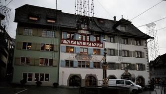 Seit Anfang Dezember hat die Seba ihren Sitz im historischen Zuger Stadthaus.