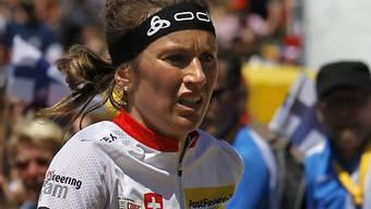 Simone Niggli-Luder schwört auf die Arbeit mit ihrer Sportpsychologin.