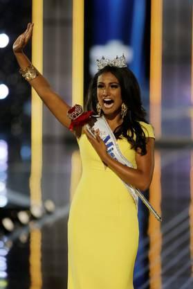 Nina Davuluri aus New York ist Miss America 2013