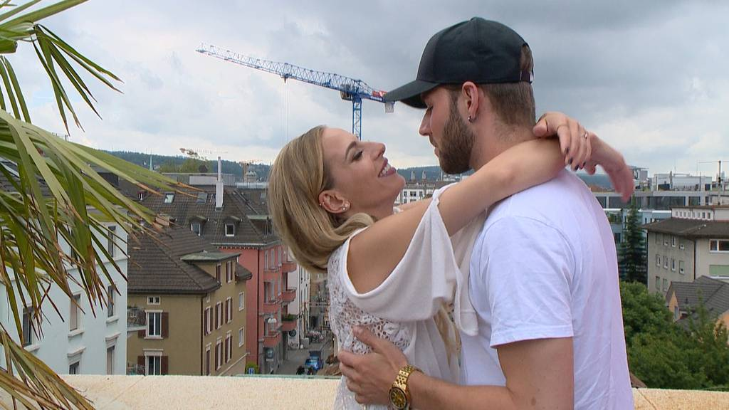Bachelorette Dina und ihr Cyrill: «Ja, wir lieben uns!»