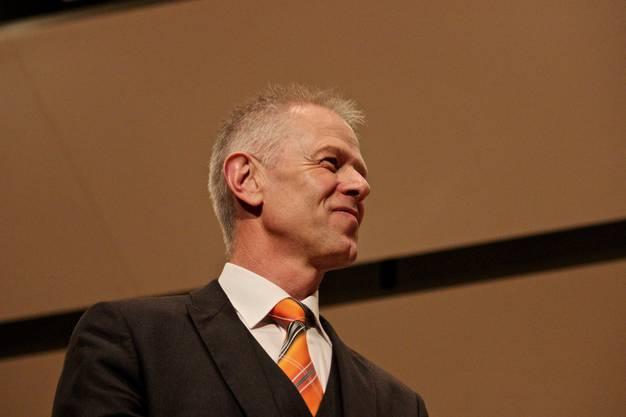 Marcel Heutschi wurde zum Ehrendirigenten ernannt.