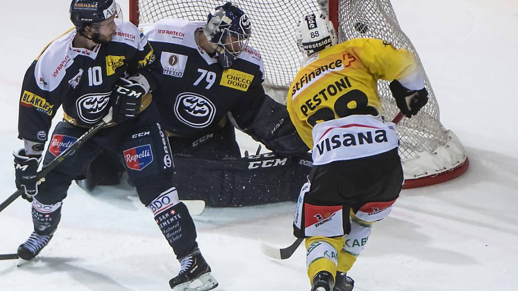 Bern vom 2:5 gegen Lugano zum 5:2 gegen Ambri