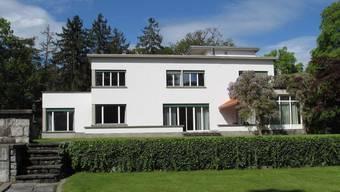 Villa Senar bei Meggen.
