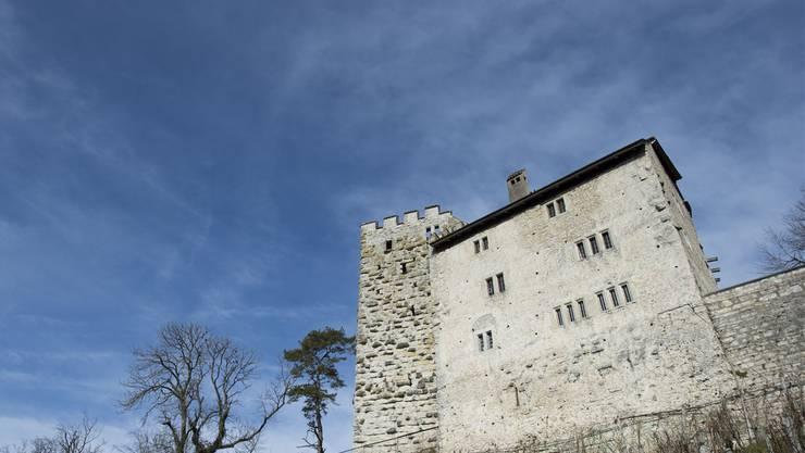 Schloss Habsburg ist ein beliebtes Ausflugsziel. Bis die neue Pächterin kommt, wird noch einiges im Schlossrestaurant renoviert. Alex Spichale