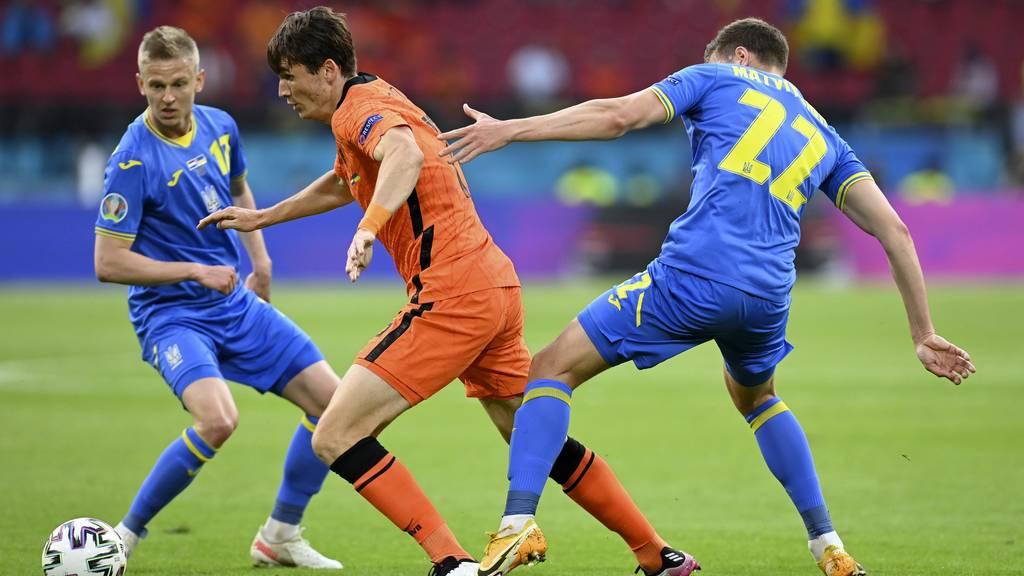 Spiel bleibt temporeich und die Oranje treffen 1:0
