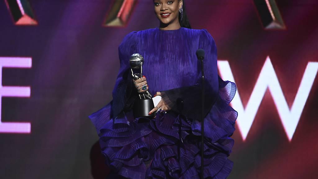 Rihanna und Jack Dorsey spenden Millionen für Corona-Gewaltopfer