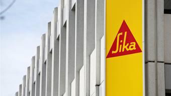 Der Befreiungsschlag kostete Sika insgesamt 3,2 Milliarden Franken. Gaetan Bally/Key