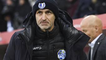 """Thomas Häberli steht beim FC Luzern vor einem """"Mission Impossible"""""""