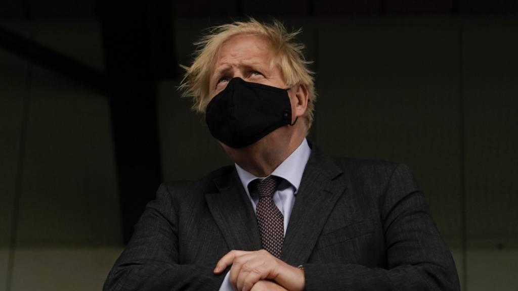 Trotz wachsender Infektionen: Johnson will Corona-Massnahmen lockern