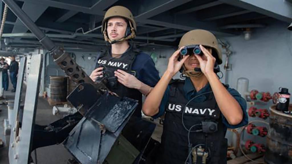 China verweigert US-Flotten Zugang zu Hongkong