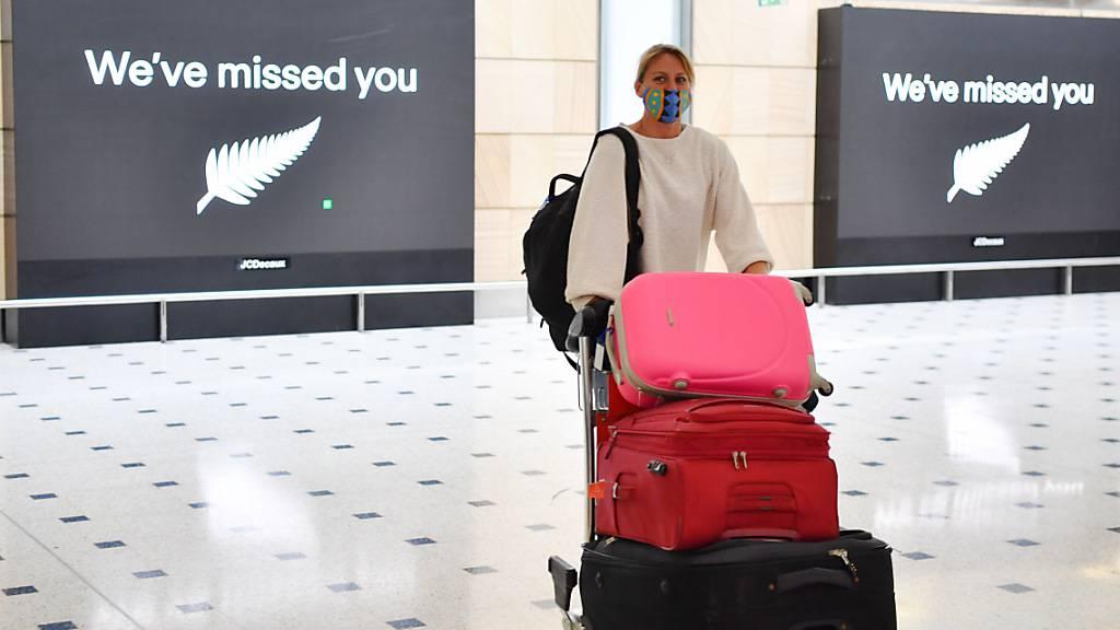 Australien erlaubt quarantänefreie Einreise aus Neuseeland