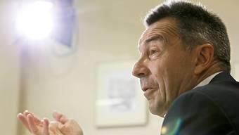 Peter Maurer ist für vier weitere Jahre als IKRK-Präsident bestätigt worden. (Archivbild)