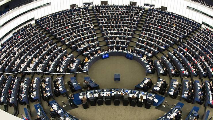 Die Verhandlungen zwischen dem Europaparlament und den Mitgliedsstaaten über den EU-Haushalt für das kommende Jahr sind gescheitert. (Archivbild)