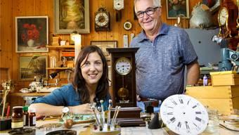 Nicole Nil und die Schwarzwälder Uhr