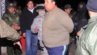 Schwere Auseinandersetzungen in bolivianischem Gefängnis