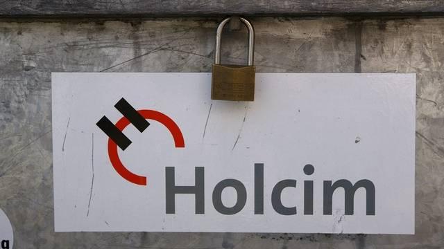Holcim ist der grösste Zementkonzern der Welt (Symbolbild)