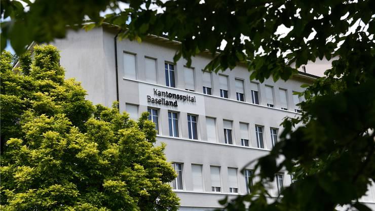 Kantonsspital Baselland. (Archivbild)