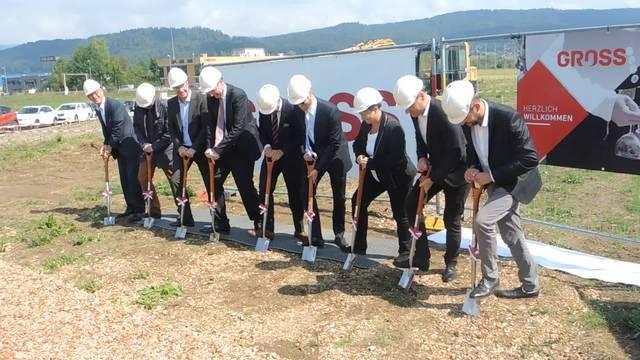 Spreitenbach: Startschuss für 45 Wohnungen