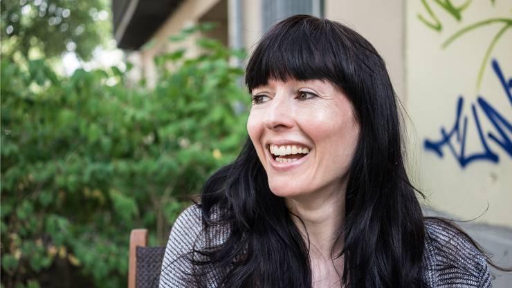 Rebecca Panian ist davon überzeugt, mit ihrem Dokumentarfilm «Dorf testet Zukunft» etwas bewegen zu können.