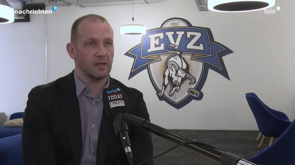 EV Zug ärgert sich über Siwss League