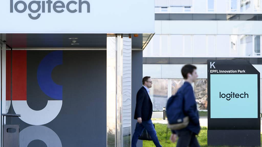 Logitech startet schwungvoll ins neue Geschäftsjahr (Archivbild)