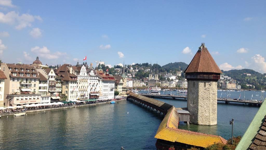 Luzern ist die erfolgreichste Sommerdestination