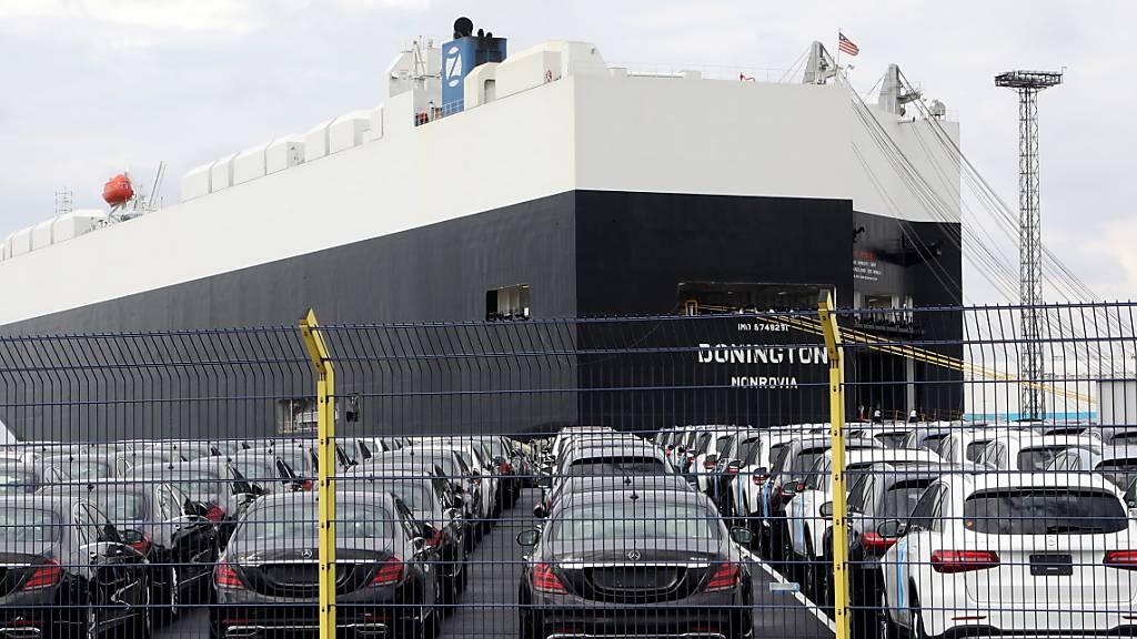 Europäischer Automarkt bricht im August ein