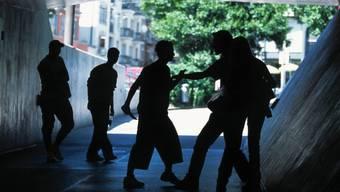 Die Zahl der Gewaltdelikte bei Jugendlichen ist zum zweiten Mal in Folge gestiegen. (Symbolbild)