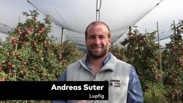 Andreas Suter – Aargauer Bauer 2018