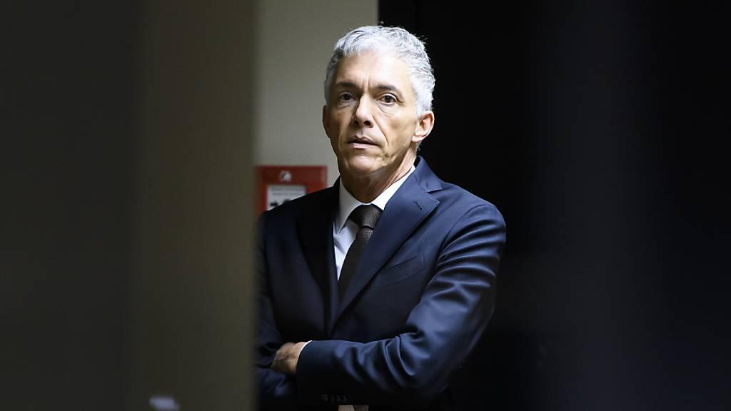 Bundesanwalt Michael Lauber muss eine Niederlage hinnehmen. Die Gerichtskommission empfiehlt dem Parlament, ihn nicht für eine weitere Amtszeit zu wählen. (Archivbild)