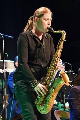 Musikerin Fabienne Hoerni (Starrkirch-Wil)